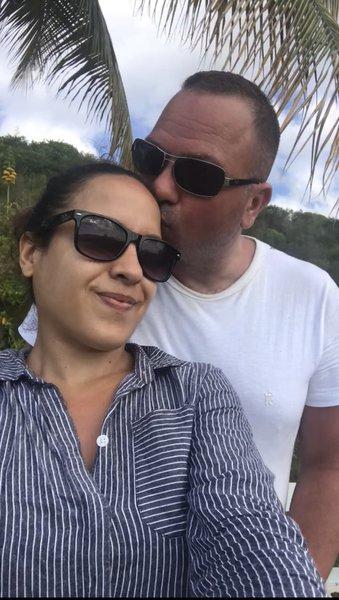 Paul & Mel in Jamaica 🇯🇲 ❤️