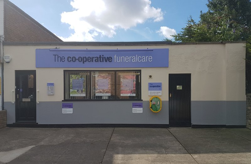 The Co-operative Funeralcare Pakefield Street, Suffolk, funeral director in Suffolk