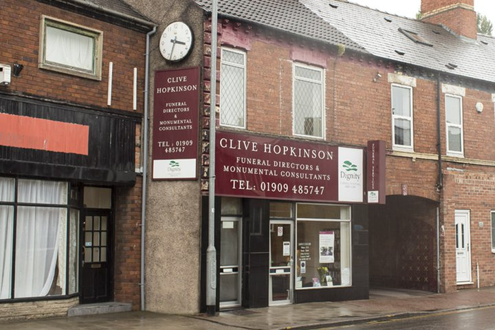 Clive Hopkinson Funeral Directors