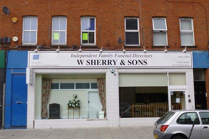 Sherry Funeral Service Ltd