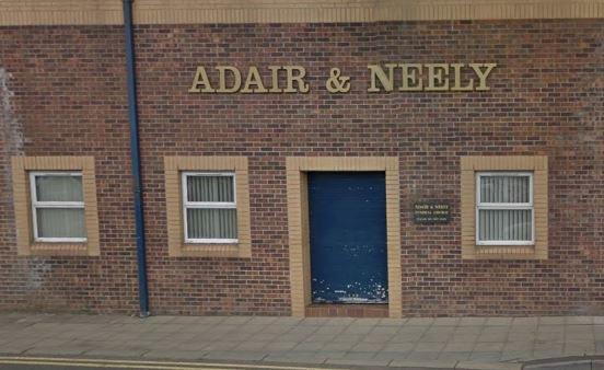 Adir & Neely, Foyle Road