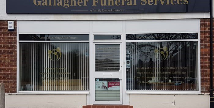 Gallagher Funeral Services, Harrogate, North Yorkshire, funeral director in North Yorkshire