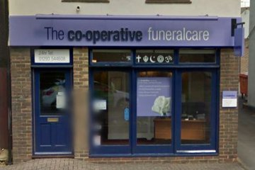 The Co-operative Funeralcare, Crawley