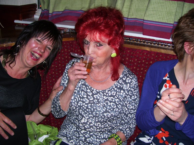 Mum at Rolleston club