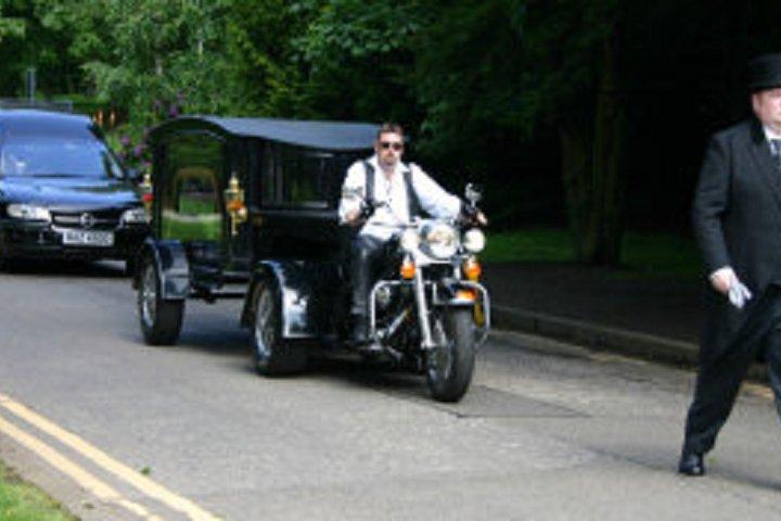 Porteous Family Funeral Directors, Colinton