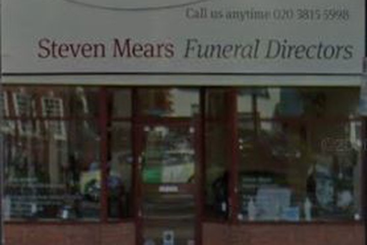 Steven Mears Funeral Directors, Lewisham