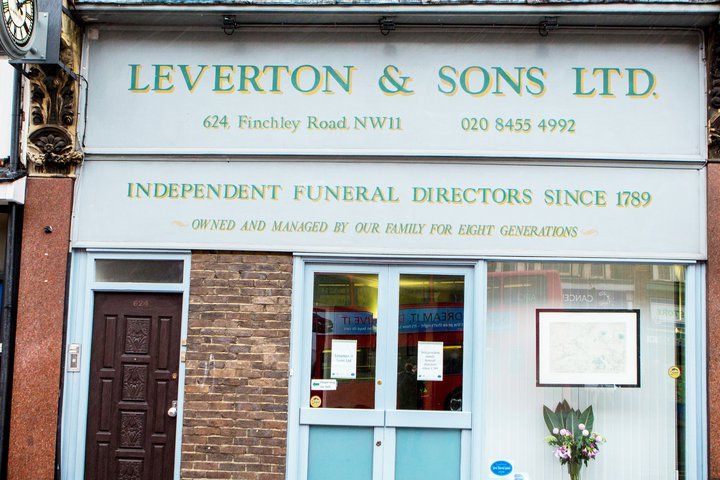 Leverton & Sons Ltd, Golders Green