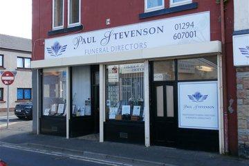 Paul Stevenson Funeral Directors Ltd, Saltcoats