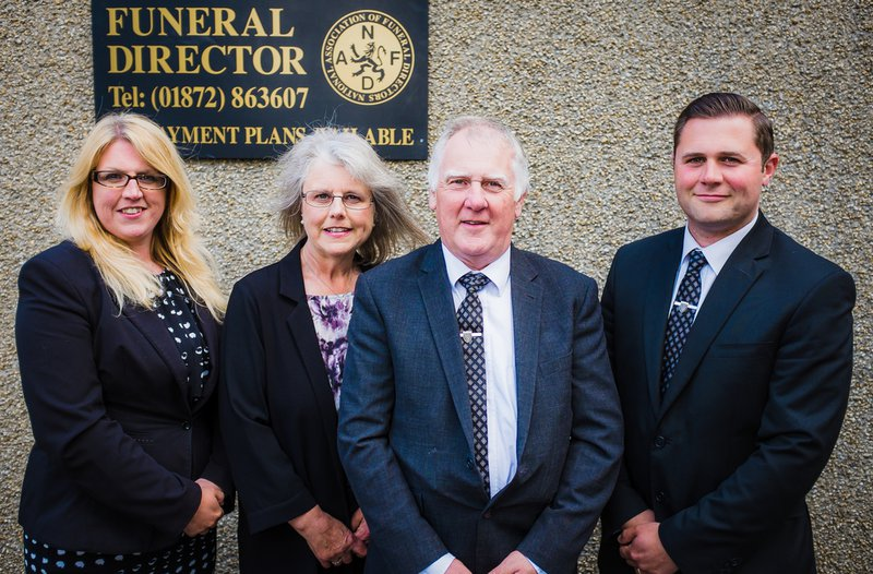 Kingsley Tresidder Funeral Service