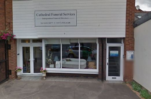 Cathedral Funeral Service (Hereford) Ltd