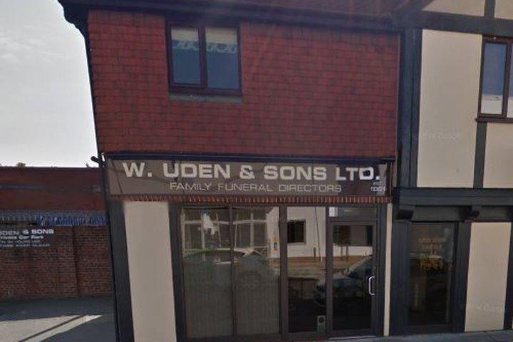 W Uden & Sons Ltd, Eltham