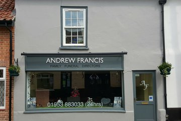 Andrew Francis Funeral Service, Watton