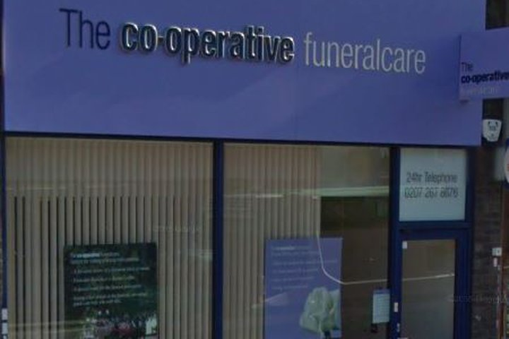 The Co-operative Funeralcare, Edmonton