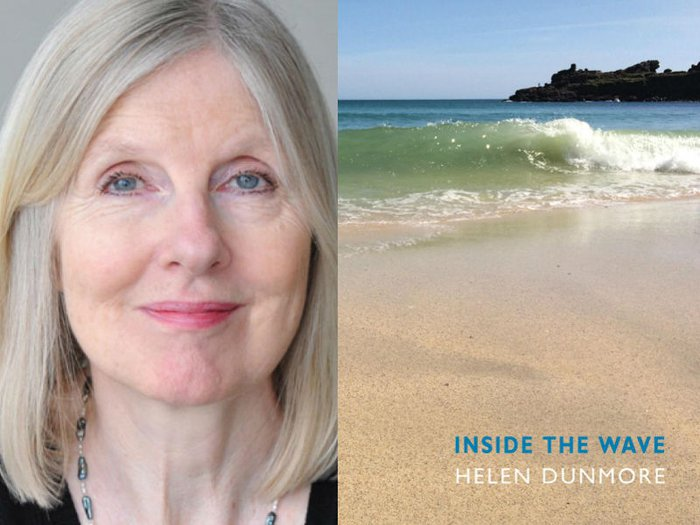 Poet and novelist Helen Dunmore and her poetry collection, Inside the Wave