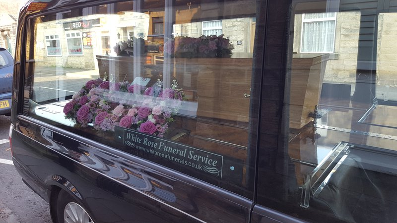 White Rose Funeral Service, Ilkley, funeral director in Ilkley