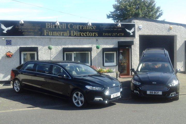 Birrell Corrance Funeral Directors, Cambuslang