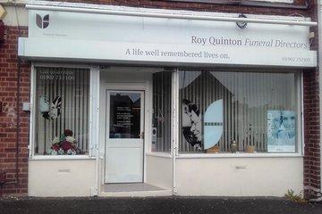 Roy Quinton Funeral Directors, Bushbury