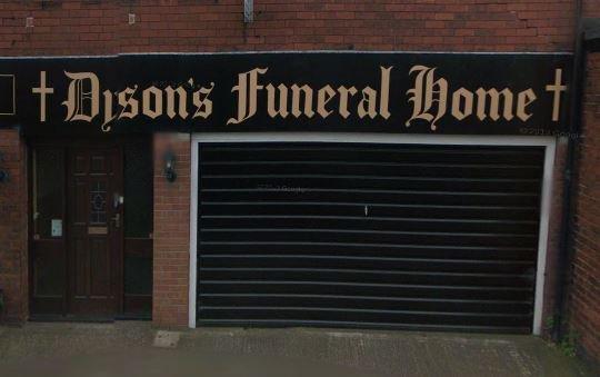 Dyson Funeral Services