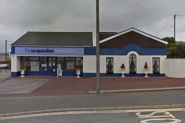 Co-op Funeralcare, Saltash