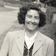 Marjorie Doris Walshe