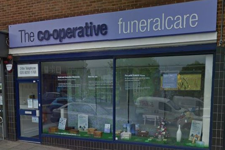 Co-op Funeralcare, Kingsbury