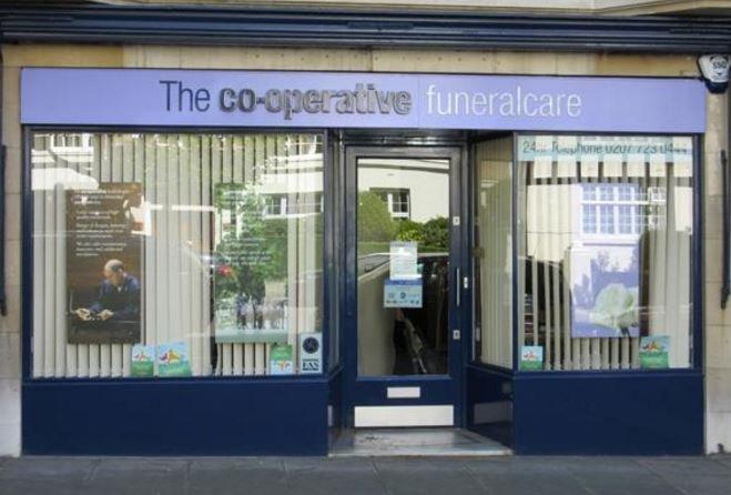 The Co-operative Funeralcare, Maida Vale