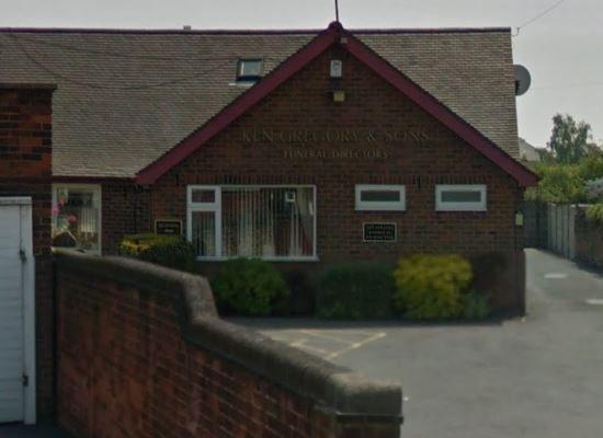 Ken Gregory & Sons Funeral Directors, Sutton-in-Ashfield