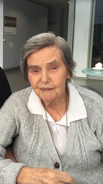 Ethel Newnham
