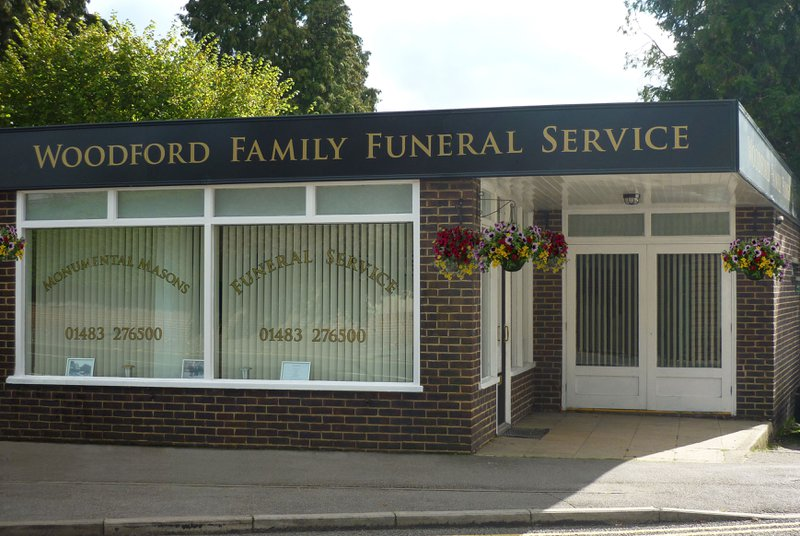 J Woodford Family Funeral Service