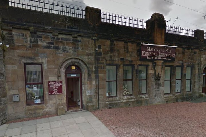 Malone & Fox Independent Funeral Directors, Shawlands