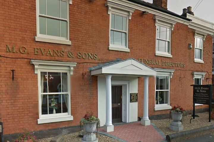 M.G Evans & Sons Tamworth