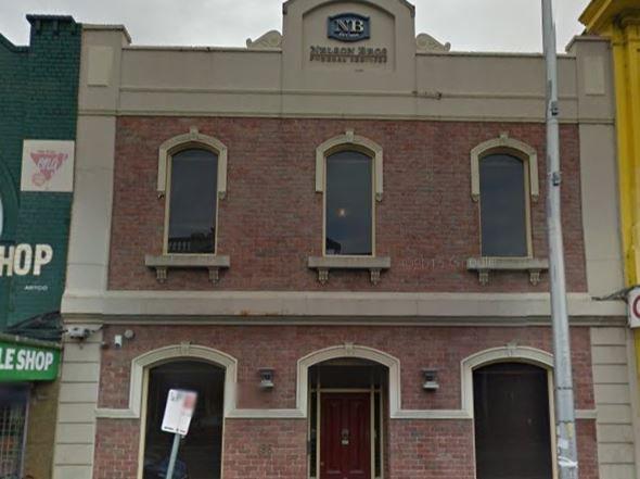 Nelson Bros Funeral Services, Footscray Barkley