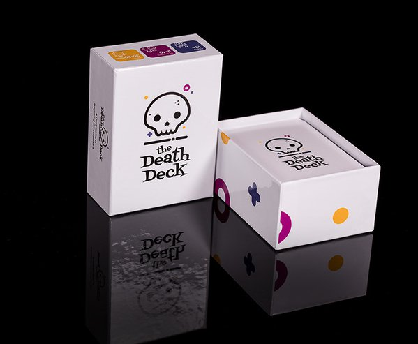 The Death Deck: A lively party game