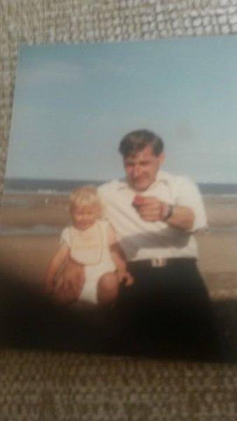 I will never forget u dad my angel hero xxxx