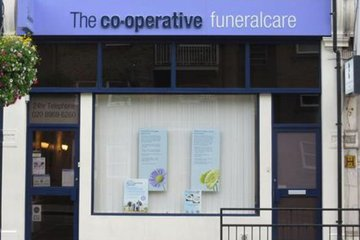 Co-op Funeralcare, North Kensington