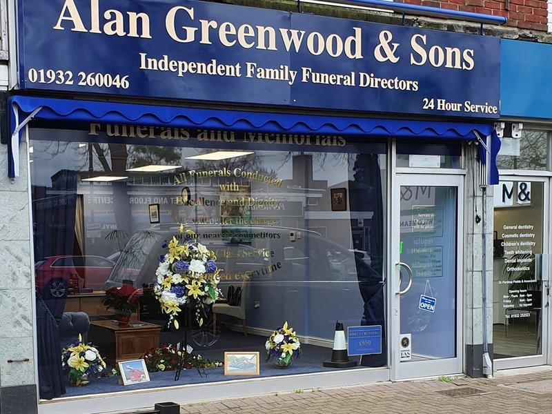 Alan Greenwood & Sons Shepperton