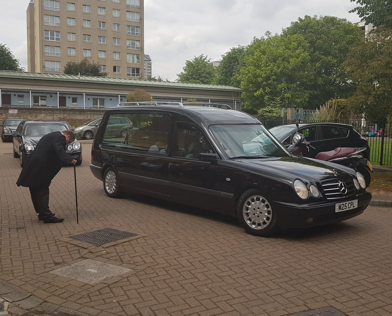 Eternal Pages Funeral Directors, London, funeral director in London