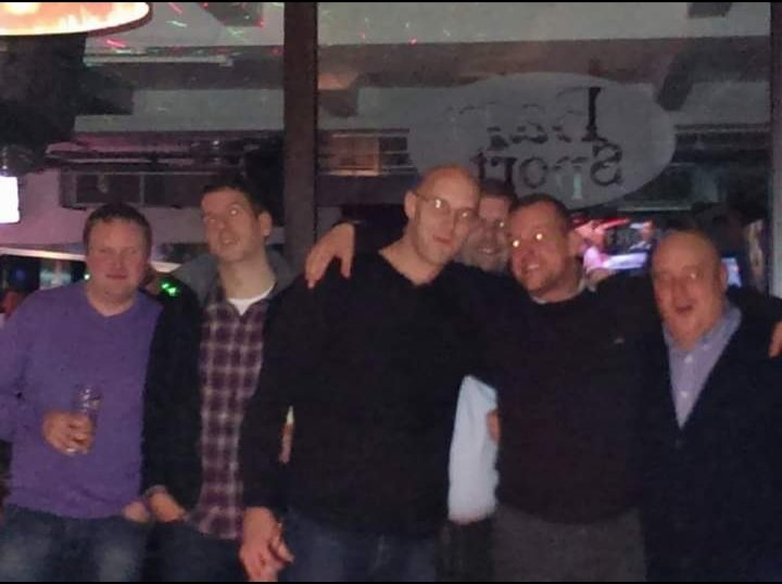 Another one from the Stag Night