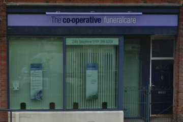 The Co-operative Funeralcare, High Heaton