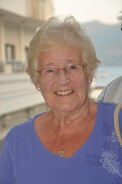 Christine Margaret Brown