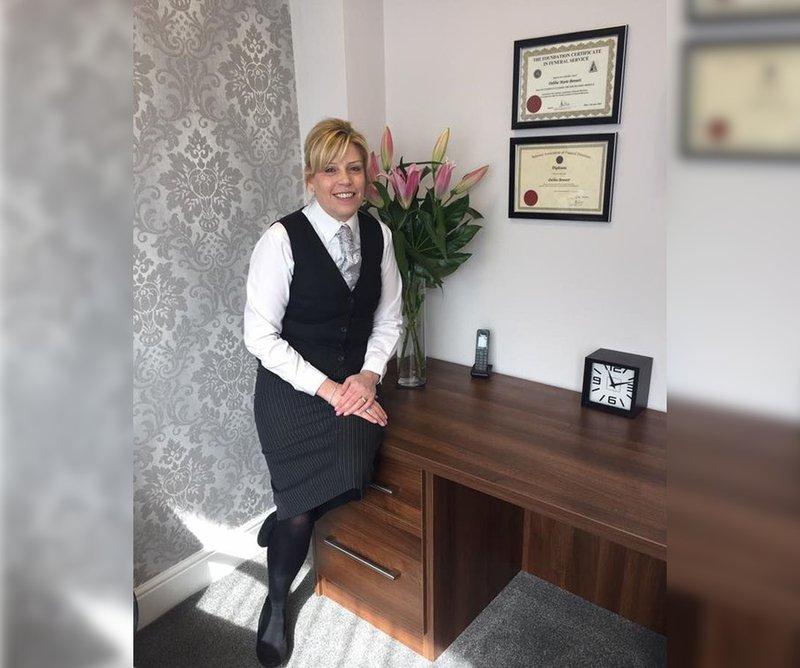 Debbie Bennett Funeral Directors, Prescot, Merseyside, funeral director in Merseyside