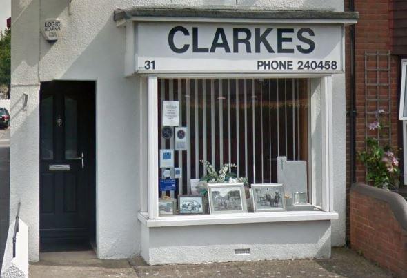 Clarkes Funeral Service