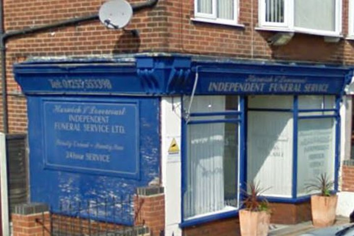 Harwich & Dovercourt Independent Funeral Service Ltd