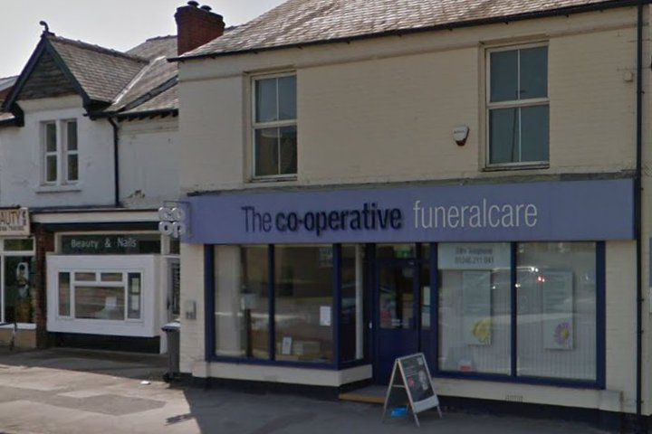 Co-op Funeralcare, Newbold