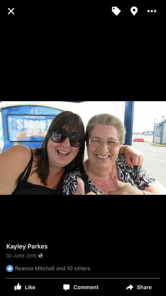 Words can not every express my love for you. Not just a really good friend but like a Nan to me. I will forever cherish the memories, until we meet again. I love you so much 💗 xx