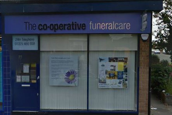 Co-op Funeralcare, Cockerton
