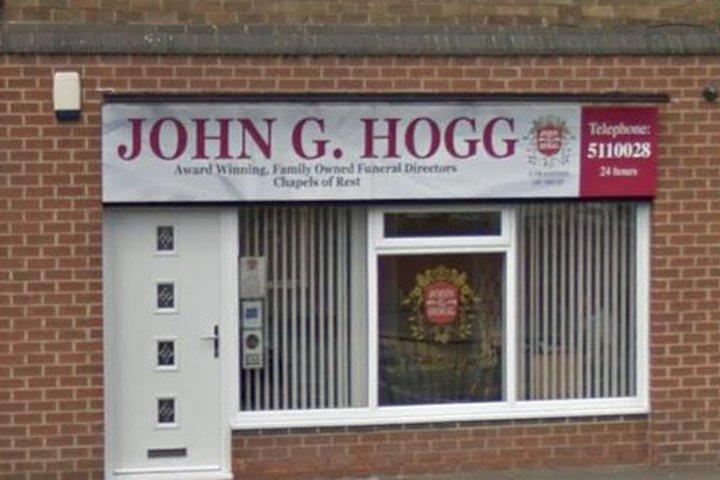 John G Hogg Funeral Directors, Farringdon