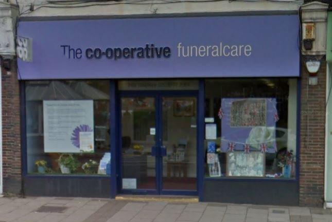 The Co-operative Funeralcare, West Wickham