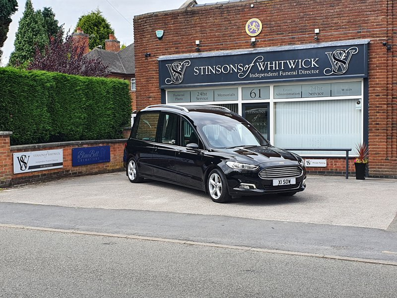 Stinsons Of Whitwick, Coalville, Leicestershire, funeral director in Leicestershire