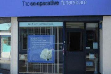 The Co-operative Funeralcare, Sidcup High St